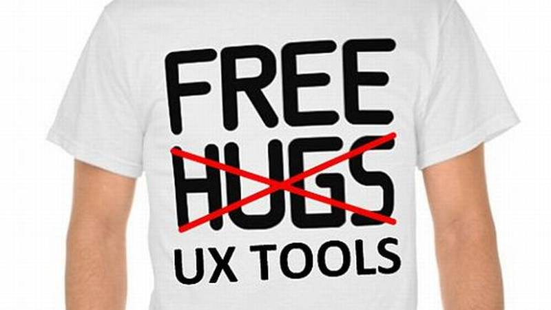 25 great free UX tools