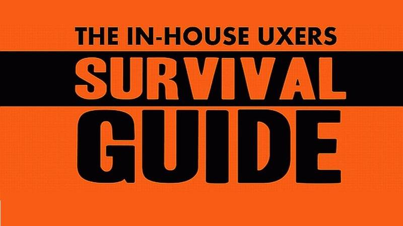 How to make it as an in-house UXer