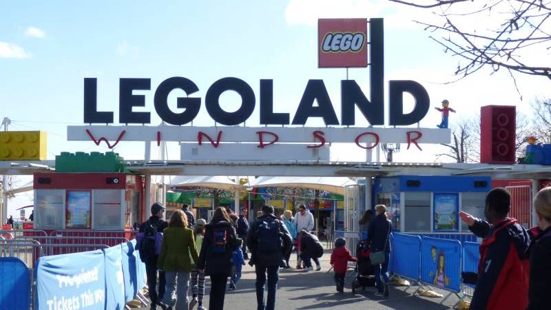 Why Legoland should consider the peak-end-rule
