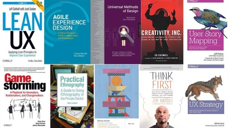 10 UX books that should be on your reading list