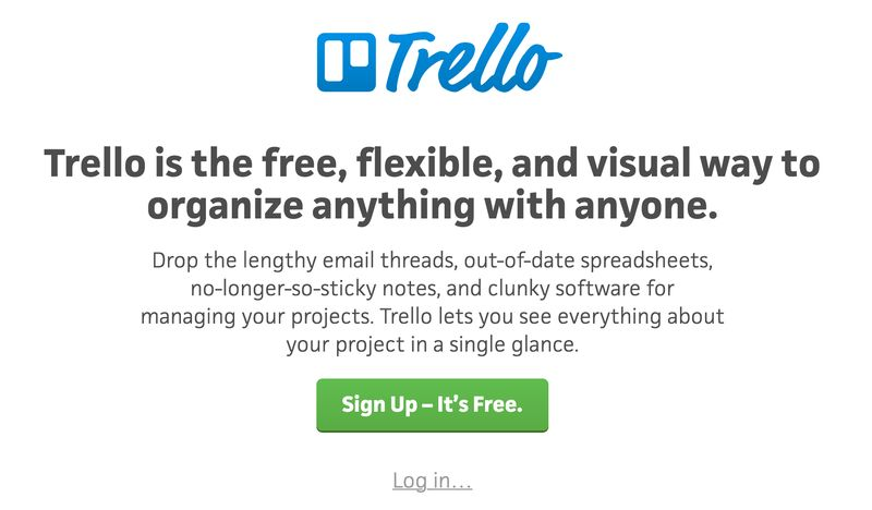 Tello signup screenshot