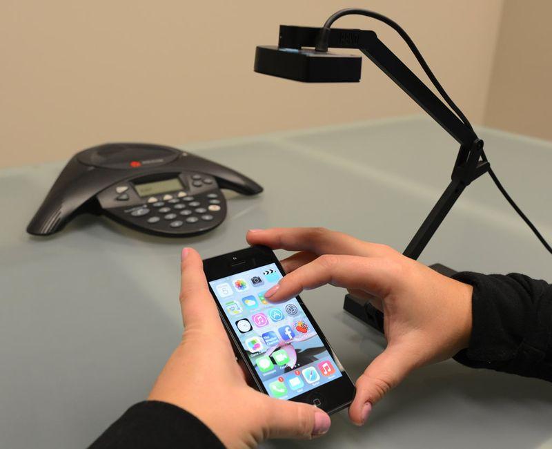 Mobile user testing