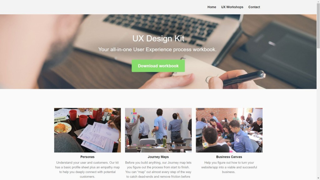 UX Design Kit