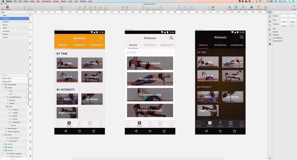 UX prototyping tools - UXM