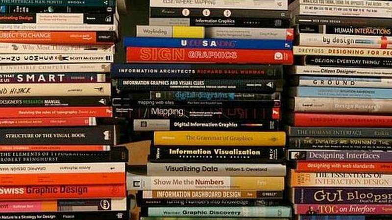 Recommended UX books for aspiring UXers