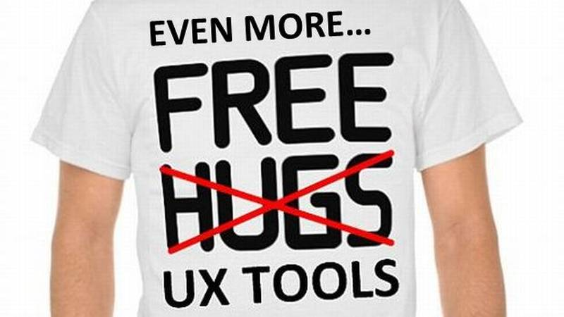 25 more great free UX tools