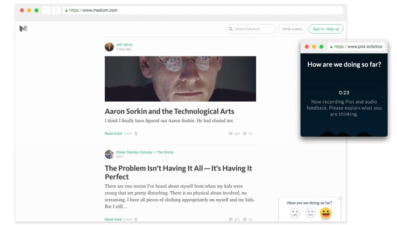 Plot screenshot