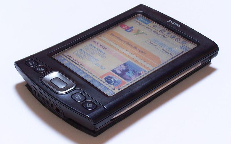 Palm PDA