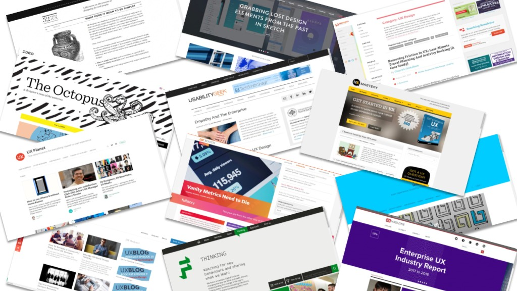 10 other great UX blogs to follow