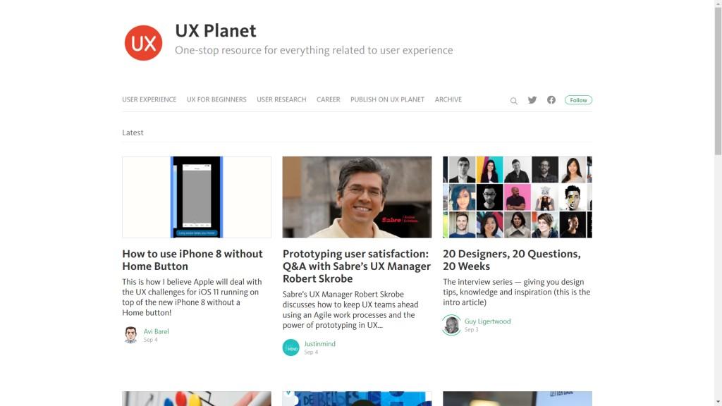 UX Planet