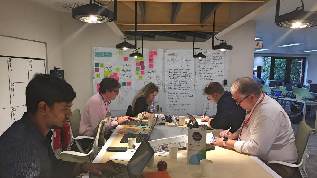 Making 5-day designs sprints more user-centred
