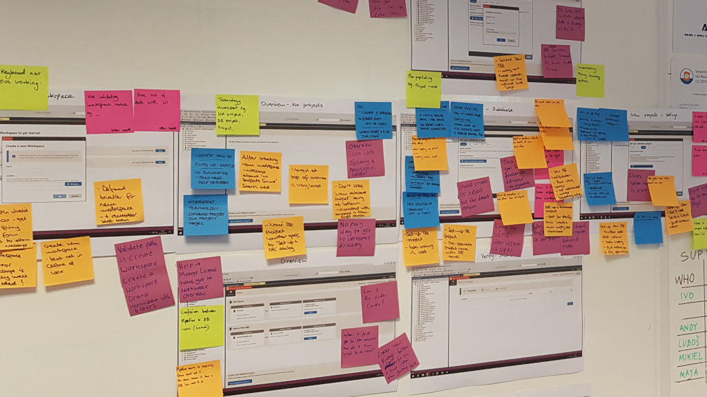 How to run an exploratory UX testing session