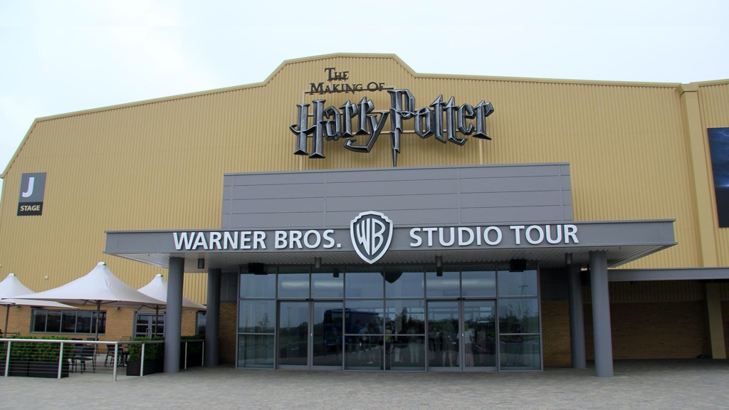 Harry Potter and the Studio Tour of Secrets