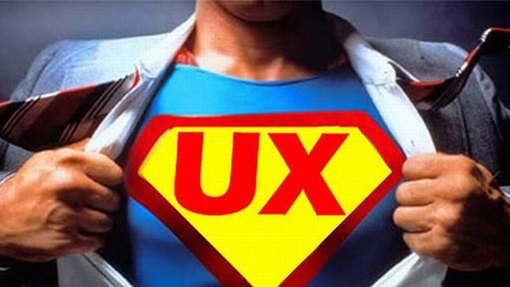 UX superman